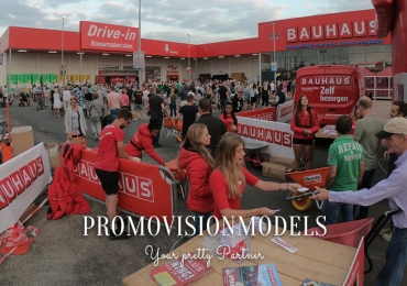 Openingspromotie Bauhaus Venlo