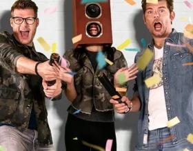 Pop-Up Store Radio 538 Coen en Sander