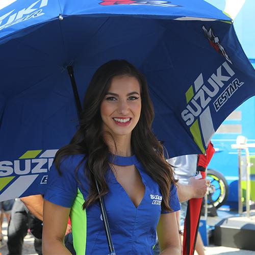MotoGP gridgirl
