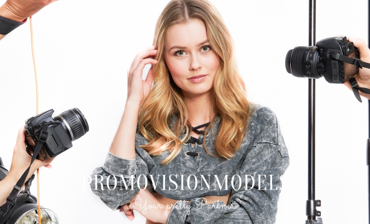 Casting Promovisionmodels